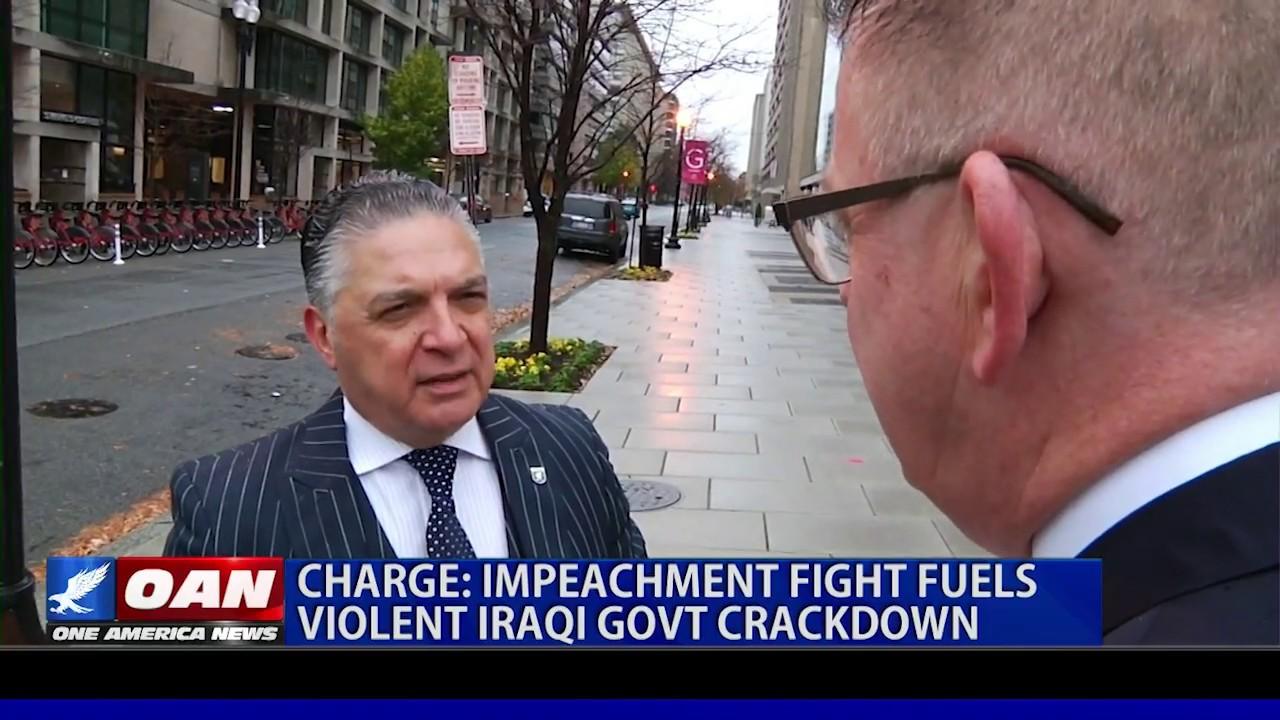 Impeachment fight fuels violent Iraqi government crackdown - OAN
