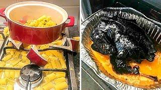 Люди, Которых Нельзя Подпускать к Кухне
