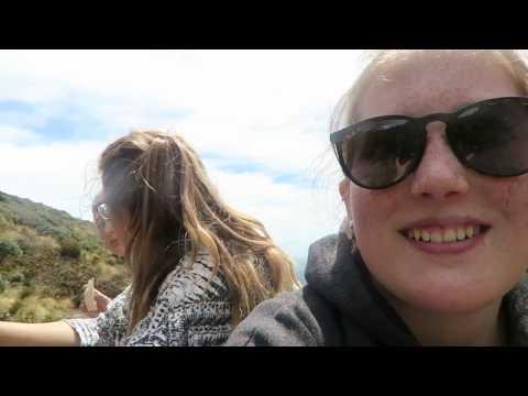 Au Pair Vlog #2 New Zealand // New Plymouth & Mount Taranaki