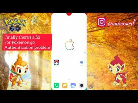 Pokemon go authentifizierung fehlgeschlagen 2020
