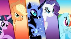 My Little Pony: Harmony Quest - Magical Adventure Kids Games - All Best Ponies Boss Battle