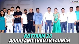 Kuttram 23 Audio and Trailer Launch