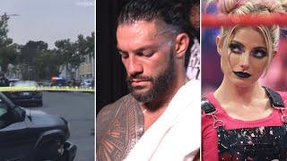 Muere familiar de Roman Reigns Qué pasó con Alexa Bliss Por esto Asuka está desaparecida WWE