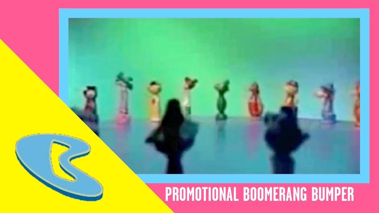 """Promotional Boomerang Bumper"""