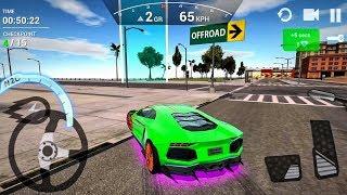Ultimate Car Driving Simulator #1 - 🚘 Car Game Android gameplay