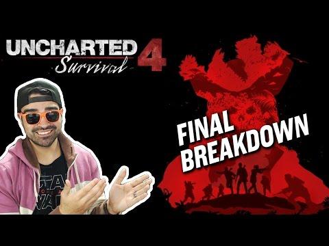 Uncharted 4 Survival Co-Op | Update Breakdown, Biker Skins, King of the Hill!