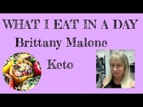 What I Eat In A Day!!!