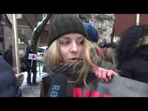 Lublin: Protest przeciwko nowej ustawie łowieckiej