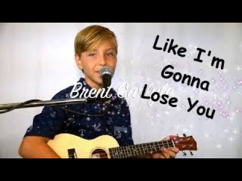 Like I'm Gonna Lose You - Meghan Trainor Ft. John Legend (Cover by Brent Carlyle)