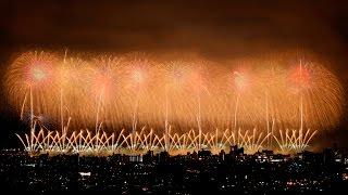 2016 長岡花火 フェニックス Revival prayer fireworks【Phoenix】 2016年8月2日 Nagaoka Fireworks festival