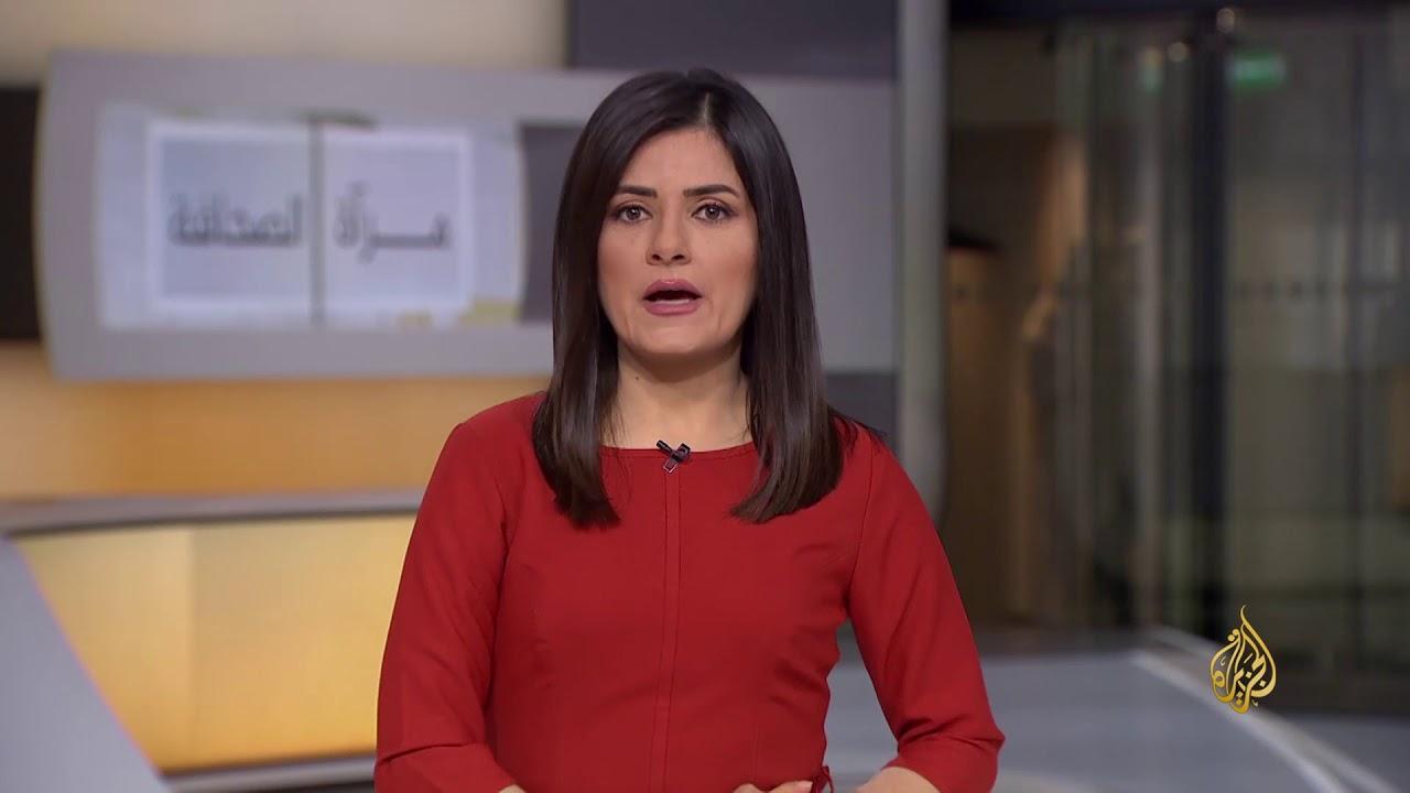 الجزيرة:مرآة الصحافة 19/2/2018