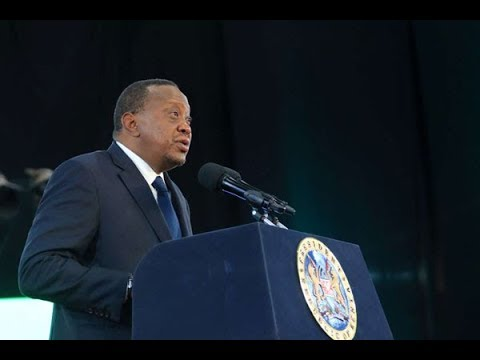 President Kenyatta hits out his corrupt political allies