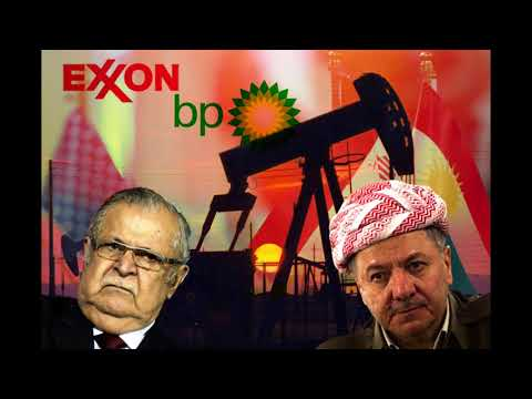 Plundering Iraq's Oil Wealth