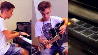 """""""How To Save A Life"""" - The Fray (Music Cover Video) - Costantino Carrara"""