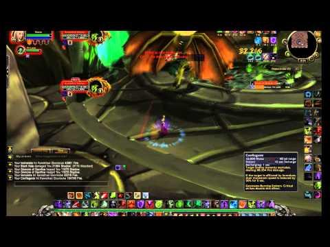 Sharm - Warlock Green Fire Quest : Part 4 [QUEST COMPLETE][World Of Warcraft]