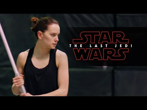 Star Wars: The Last Jedi | Training Featurette