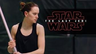 Star Wars: The Last Jedi   Training Featurette