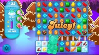 Candy Crush Soda Saga - level 650  NO BOOSTERS