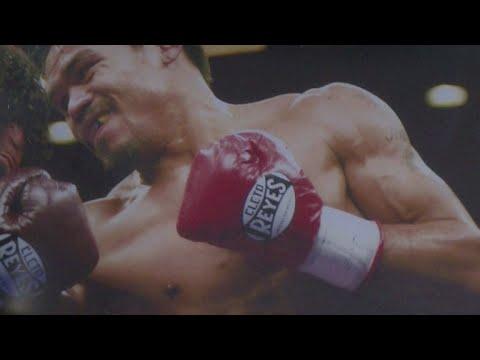afpes: Leyendas mundiales del boxeo pelean con guantes mexicanos