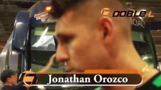Para Jonathan Orozco es especial jugar contra el equipo al que le va