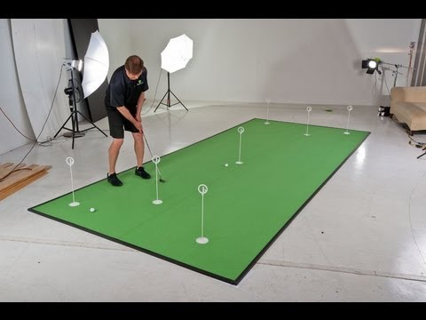 BirdieBall Putting Green Review By Colby Johansson, Quite The Chap