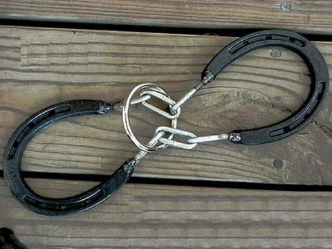 HOW TO BEAT the horse shoe puzzle