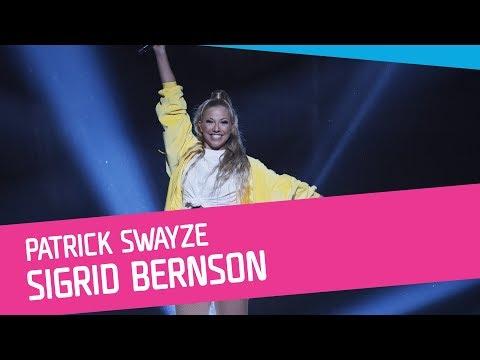 Sigrid Bernson – Patrick Swayze
