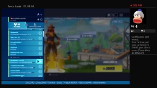 LIVE MAKES YOUR PUB + RAID EVERY 30 MINUTES SPECIAL 4 H? FORTNITE #LIVE