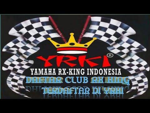YRKI - Nama Club Rx King Indonesia Part 1 ( Leonard Mc )