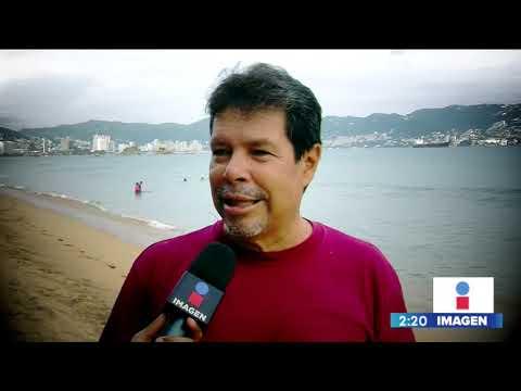 Acapulco tiene 5 de las playas m�s contaminadas de M�xico | Noticias con Yuriria Sierra