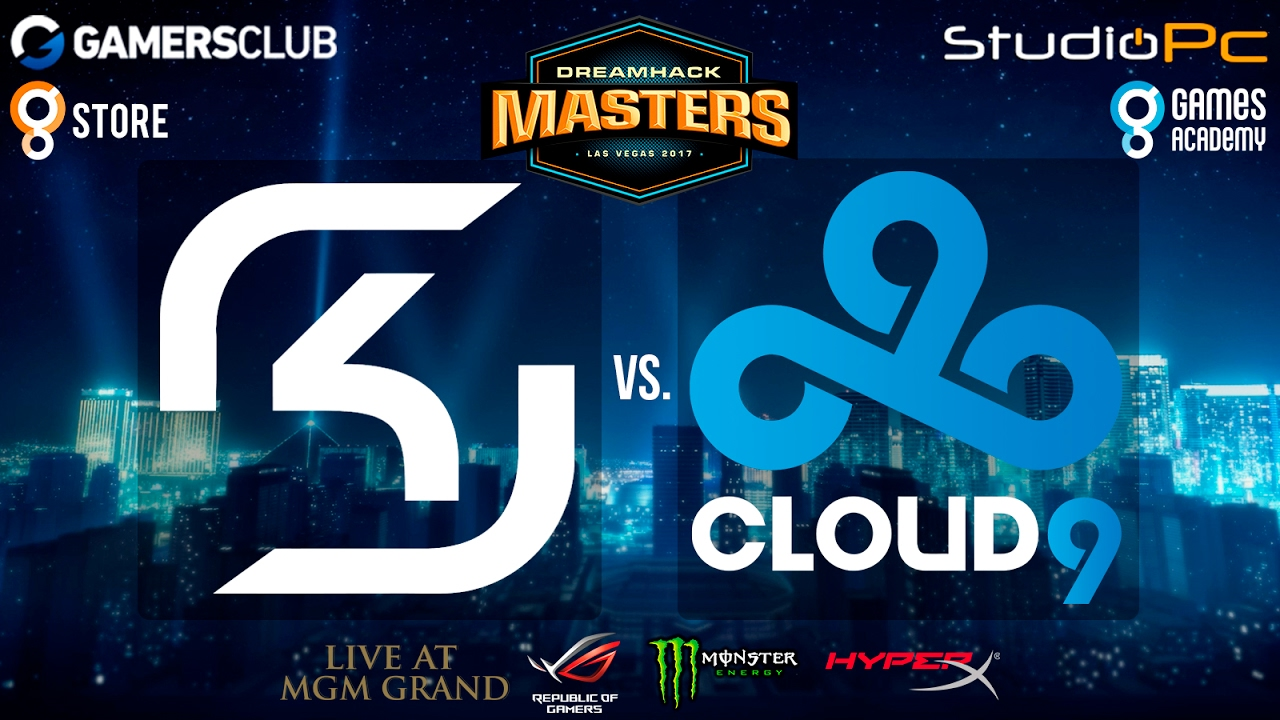 Картинки по запросу SK Gaming vs CLoud9