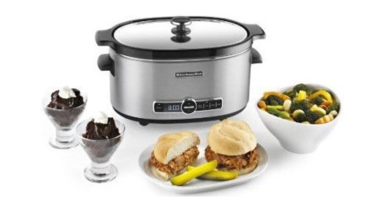 Top 7 Best Slow Cookers Review 2018. Latest and Amazing Gadgets for ...