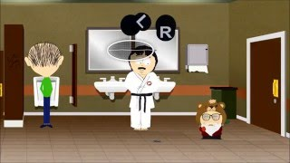 South Park - Stick of Truth Walkthrough Part 06 - Randy's Fart Training - No Commentary