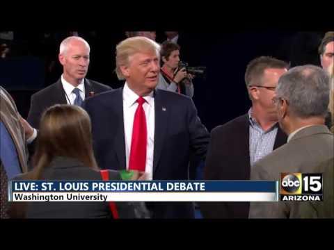 Presidential Debate - Chelsea & Ivanka - Hillary Clinton Donald Trump