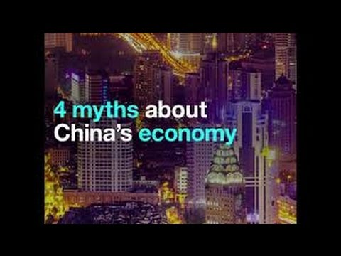 world economic forum on China economy myths