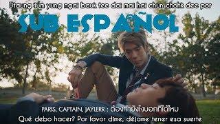 Sub Esp Rom 9X9 The Lucky One MV.mp3