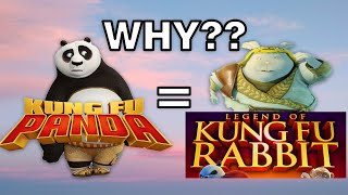 Kung Fu Panda But Instead It's a Horrible Chinese Ripoff