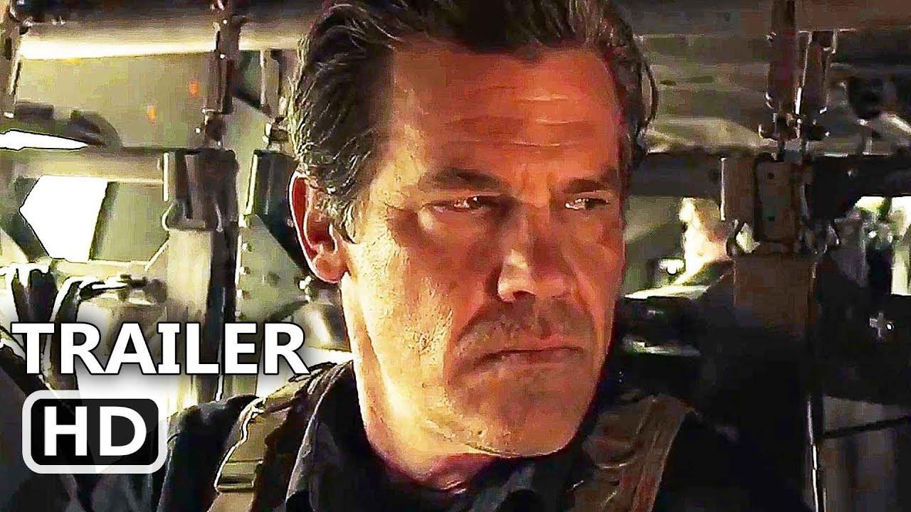 Download SICARIO 2 Trailer # 2 (2018) Benicio Del Toro, Josh Brolin, Soldado Movie HD