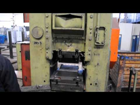 Knuckle joint press BARNAUL K8336