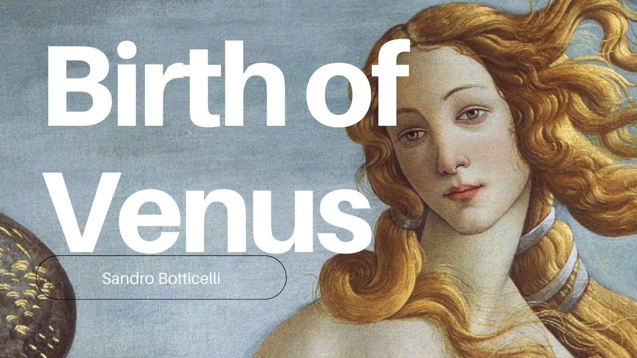 the birth of venus description