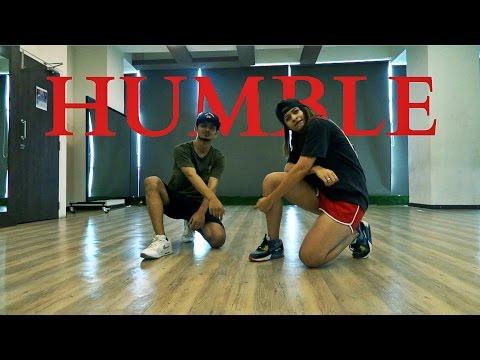 "Kendrick Lamar ""Humble"" Choreography   Gaurav N Chandni"