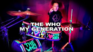 My Generation - The Who - Drum Cover