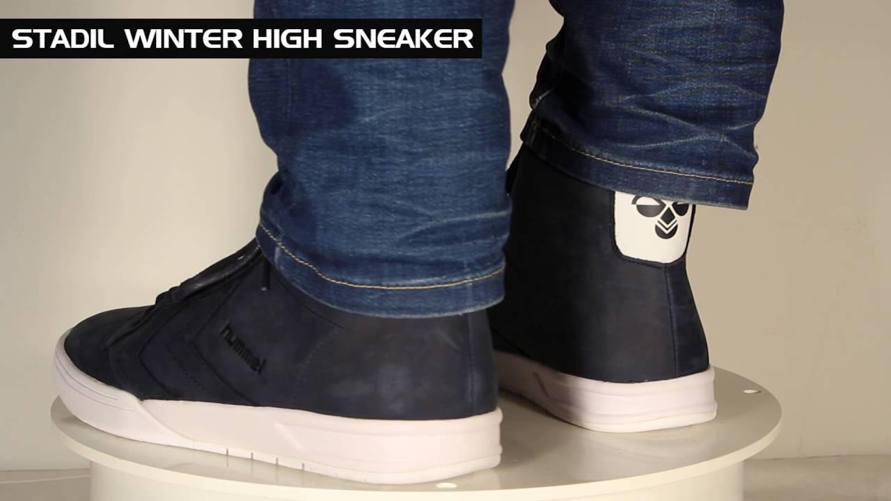 pretty nice 8b12a 1cec8 Hummel Stadil Winter High Sneaker - Saison 2016/17