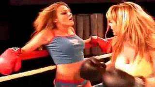Christie vs Talia Madison - Foxy Boxing