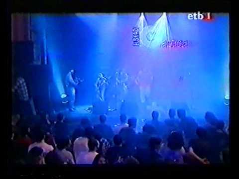 La Venganza de La Abuela - Kafe Antzokia (1999)