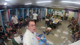 Rugby World Cup 2019 Relived | Rassie Erasmus' incredible half-time speech | SuperSport