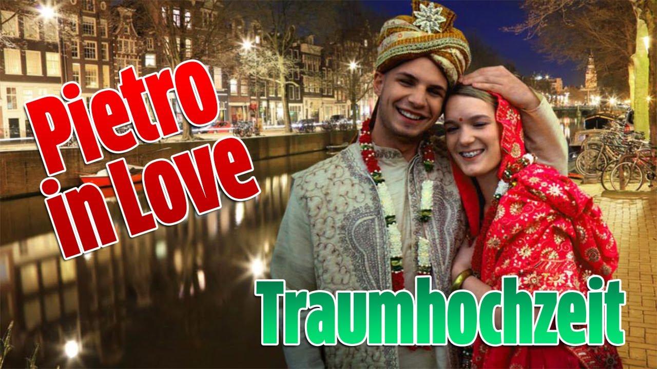 Pietro Lombardi Feiert Eine Indische Hochzeit