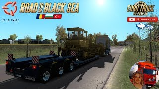 Euro Truck Simulator 2 (1.36)   Ownable overweight trailer Goldhofer v1.4.2 by Jazzycat Road to Romania DLC Road to the Black Sea by SCS Software Ford F-Max + DLC's & Mods https://ets2.lt/en/ownable-overweight-trailer-goldhofer-v1-4-2/  Support me please