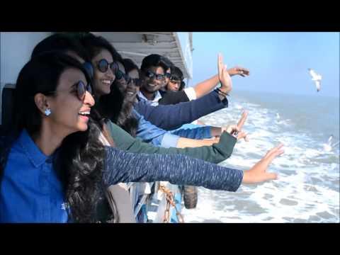 AIUB CS 13-1, B4 Batch || Cox's Bazar & Saint Martin Tour 2017
