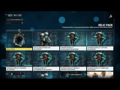 warframe n4 relic how to get
